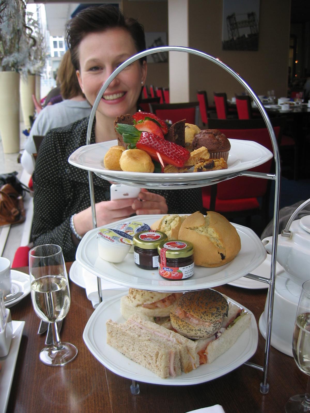 High Tea Review van Hilton-Rotterdam